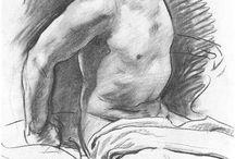 Pencil Drawings / Pencil Drawings