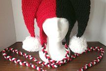 Crochet attire