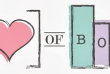 For The Love Of Books Blog / by Leslie Anderson