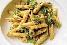 Pasta hoofdgerecht recepten