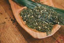 Green Tea - Tea Xotics / Tea Xotics hand blended loose leaf teas