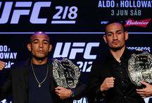 UFC 218 : Holloway vs Aldo 2, Dec 2, 2017 - Pay-Per-View