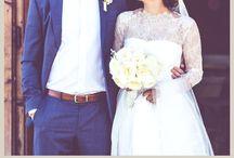 Wedding / #wedding #photography #weddingphotography #bride #groom #weddingrings #love #weddingdress