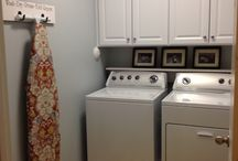 Laundry Room / by Christe Clingan Hargrove