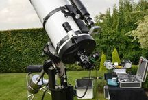 Telescopes and other astronomy stuff