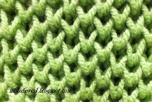 wzór na swetr