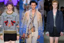 Milan Men's SS16 Fashion Week / by Borghese