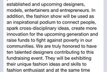 Fashion against Poverty / Fashion show