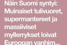 Suomen maantieto