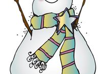 Clip Art/Photos- Christmas/Winter / Design Inspiration for Christmas and Winter Projects
