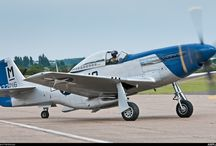 P 51 D camouflage