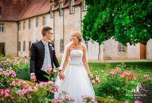 Hochzeitsbilder Kloster Haydau