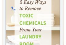 Non toxic cleaning solution for home