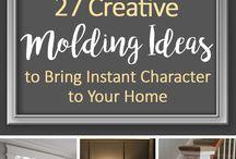 27 molding ideas