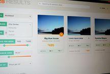Rental and social websites