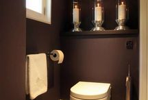 Home interior: toilet
