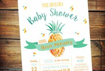 Pindrew Baby Shower
