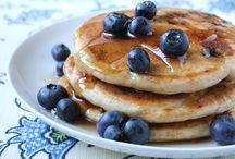 Pancake (buttermilk hack)