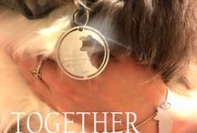 Welink / Friendship tags for our beloved pets. Designed with love to help animals in need and environmental causes