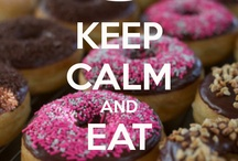 Doughnuts looks good / by Betty Schipper