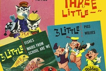Animal Friends / The Golden Records collection recaptures the nostalgic music of yesteryear, creating a collection of beloved instant classics for families to enjoy together.  http://littlegoldenrecords.com/ / by Golden Records