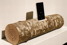 Gadgets Made of Wood / Cool gadgets, technology, and other things made of wood! Have ideas? Tell us @heartwoodmills!