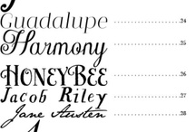 Fonts and printable / by Kelly Ooten