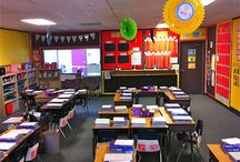 Classroom Design and Layout / by Carleen Cook