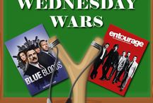 #WednesdayWars / 2 books, movies or even rock stars go head to head, you poick the winner each week!