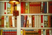 The Well Appointed Library / Curated by Melissa Hawks, Owner of The Well Appointed House www.wellappointedhouse.com - author of the Living the Well Appointed Life blog blog.wellappointedhouse.com - join our Facebook page, too!  https://www.facebook.com/pages/The-Well-Appointed-House/48191054442?ref=hl / by The Well Appointed House by Melissa Hawks