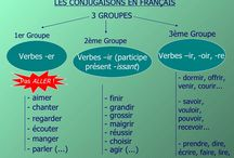 FLE Verbes 3 groupes