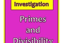 Mathematics Investigations