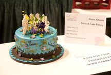 CARBA Cake Decorating Competition / by Chicago Flower & Garden Show, presented by Mariano's