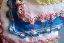 crochet hankerchiefs