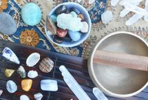 crystals, stones and healing