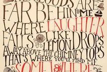 Song Lyrics...