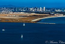 San Diego and La Jolla