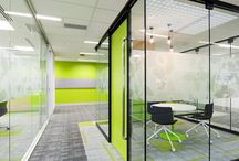 Creative Office Spaces / Creative Office Spaces by New Vision Office Interiors