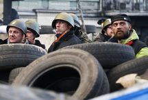 Ukraine-Russia Conflict / Teaching Resources about the Crisis in Ukraine - compiled by the Primary Source Library