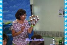 Escola Sabatina/Adoração Infantil