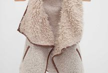 FAUX FUR COATS / I love these as casual or as classy dress