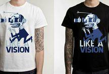 Threadless - Funny & Nerdy T-shirt Subjects