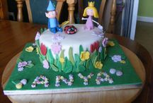 Kimmys cakes / These are cakes I have made
