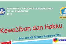 Download Materi Kelas 3 Tema 4 Kurikulum 2013 Revisi 2018