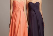 Bridesmaid's Gowns / Brides of Sydney is your premier destination for bridesmaid dresses. Available in a wonderful array of colours and shapes, there is something to suit your budget, style and wedding.