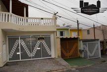 Sobrado para Venda, SP, bairro Cidade Lider