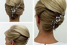 Wedding hair updos mother of bride
