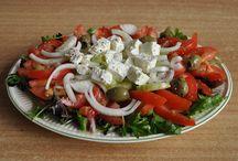 Grieks eten.