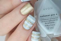 Avon nail polish