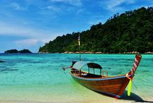 Travel: Southeast Asia / Pictures from my time travelling in South East Asia, plus more SEA inspiration!